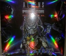 """1/6 SCALE Hot Toys AvP:R Wolf Predator requiem 12"""" MMS53 action figure 2 cannon"""