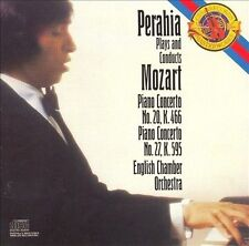 , Perahia Plays and Conducts Mozart Piano Concerto 20 & 27: English Chamber Orch