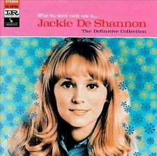 What the World Needs Now is Jackie De Shannon: The Definitive Collection CD NEW