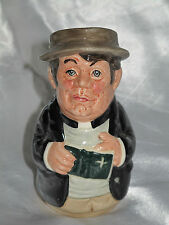 "Royal Doulton ""Doultonville Collection"" Rev. Cassock The Clergyman MINT"