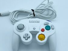 Official Nintendo GameCube Controller white Game Pad