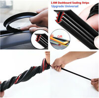 Car Dashboard Window Seal Strip Type Trim Strip 1.6M With Installation Tool New