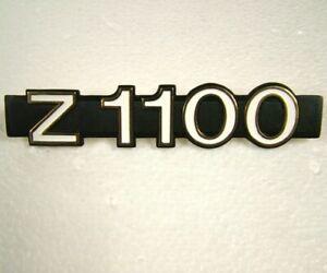 Z1100 Side Cover Badge fr KAWASAKI A1 A2 A3 1981 1982 1983 New Metal Emblem KS16