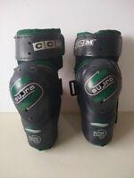 CCM Supra EP420 Hockey Elbow Pads, Size Junior Medium, Hockey protective gear