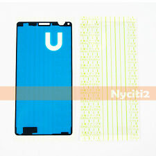 NEW Front Bezel Cover Adhesive Tape For Sony Xperia Z3 Compact D5803 D5833 M55w