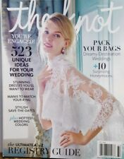 The Knot Winter 2016 Registry Guide Destination Weddings FREE SHIPPING CB