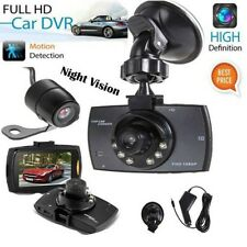 HD Dash-Cam Camera Front InCab Driving Recorder Car DVR GPS Logger G-Sensor Gift