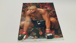 Rashad Evans 8X10 GLOSSY PHOTOS UNSIGNED FREE S&H UFC MMA FIGHTER