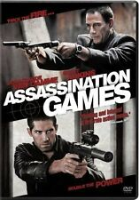 Assassination Games : NEW DVD