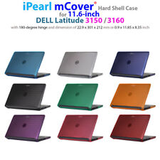 "iPearl mCover® Hard Shell Cover Case for 11.6"" Dell Latitude 3150 / 3160 laptop"