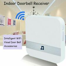 52-Tunes Chime Ding dong UK Plug Wireless WIFI Doorbell Receiver Smart Dingdong