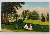 Washington Volunteer Park Seattle c1916 Postcard F12