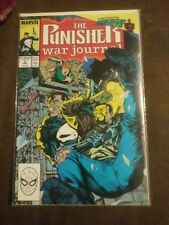 Punisher War Journal # 3 Jim Lee Cover Comic Book 1989