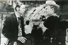 "ROBERT WAGNER JOHN LUND ""LA PLUME BLANCHE"" (WHITE FEATHER) PHOTO CM"