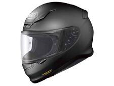 Shoei Motorradhelm NXR matt schwarz mattschwarz Gr.: XL