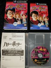 ⭐ HARRY POTTER ET LA CHAMBRE DES SECRETS 2003 NINTENDO GAMECUBE GC JAPAN 🎌⭐