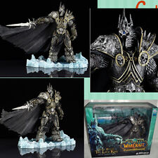 20 cm World of Warcraft WOW Arthas Menethil Lich King Deluxe Action Figure Statue