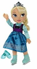 Disney Frozen Elsa with Ice Skating Fashions and Skates Role Play Set by Disney