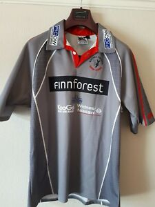 Widnes Vikings Rugby League Shirt Kit Top Jersey UK Size M Medium