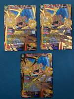 Dragonball Super Card Game SSB Gogeta, Fusion Onslaught BT6-014 SR x3