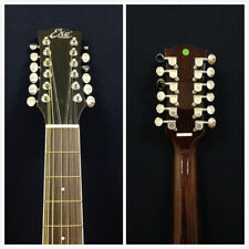EKO Laredo FL Natural 12-String Acoustic Guitar,w/Fast Lok Technology-Blemished