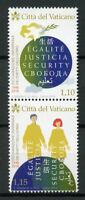 Vatican City 2018 MNH Universal Declaration of Human Rights 2v Set Stamps