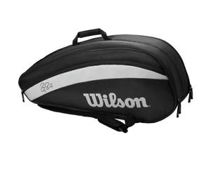 Wilson RF Team 6 Pack Tennistasche für 6 Schläger Sporttasche WR8005701