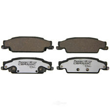 Disc Brake Pad Set-Ceramic Disc Brake Pad Rear Perfect Stop Ceramic PC922A