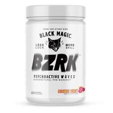 Black Magic BZRK *VERY STRONG PREWOUKOUT*