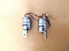 Otari Mic Input Transformer Pair by Tamura Model TF21019A Excellent for SUT