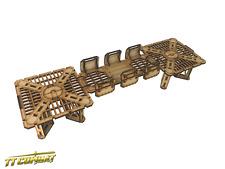 TTCombat - Sector 1 - Small Platforms - Industrial Hive