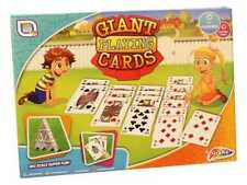 Giant A4 Size 52 Jumbo Playing Cards Higher or Lower Deck 30cm x 21cm R010082