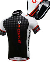Cycling Jersey Pro Cycle Clothes Bicycle Wear Breathable Bike T-Shirt Tops M-3XL