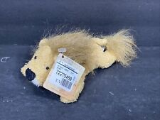 Russ Home Buddies Zulu Tan Plush Terry Cloth Lion Stuffed Animal Bean Bag 4162