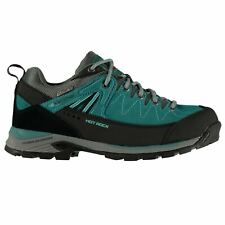 Karrimor Womens Hot Rock Low Walking Shoes Waterproof Lace Up Breathable Padded