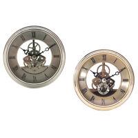 Luxury Antique Clock 97mm Diameter Clock Insert Movement Watchmaker Parts