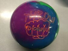 Columbia 300 THROW DOWN   BOWLING ball 1st quality 14 lb new undrilled in box