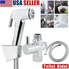 High Quality Hand Held Toilet Bidet Sprayer Bathroom Shower Water Spray Head Kit