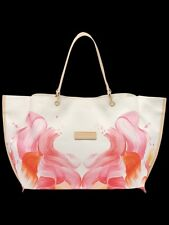 Longchamp French Designer Tote Style Bag In CORAL  - New With Tag £155