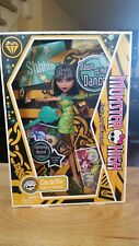Monster High Dawn of the Dance Cleo de Nile 2009 #T6070 NRFB