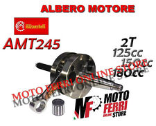 ALBERO MOTORE MAZZUCCHELLI AMT245 BIELLA CROMATA GILERA RUNNER 180 2T LC FX FXR