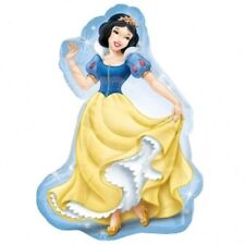 "31"" Princess Snow White Birthday Party SuperShape Mylar Foil Balloon"