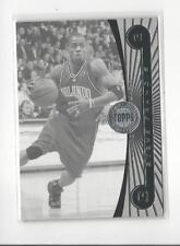 2005-06 Topps First Row Black and White #42 Steve Francis Magic /225