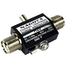 NAGOYA H20 UHF-F Coaxial Lighting Surge Protector 200W 3GHz Lightning Arrester