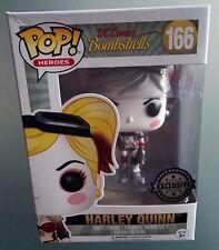 Harley Quinn Bombshells Box leggermente rovinato vedi foto Funko Pop Exclusive