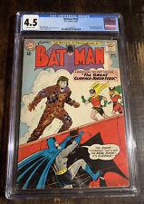 Batman Comic #159 CGC 4.5 ⭐️ 1963⭐️Joker Cover- Sheldon Moldoff⭐️⭐️