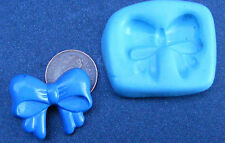 Bow Silicone Mould, Mold, Sugarcraft, Jewellery, Card Topper Food Safe