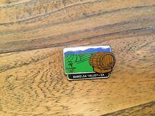 Pin Badge Barossa Valley .