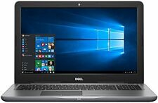 "Dell Inspiron 15.6"" Laptop i7 8GB 500GB HDD Win10 - Grey (I55673656GRY)"