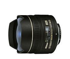 Nikon AF DX Fisheye Nikkor 10,5mm f/2, 8 G ED
